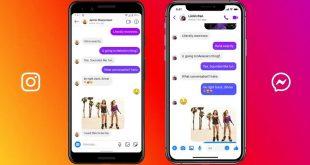 Messenger ve Instagram DM Birleşti